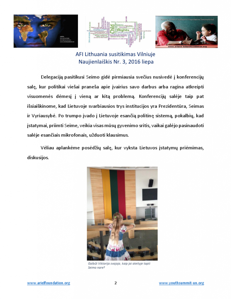 AFI Lithuania Newsletter 3 - 15 July 2016_000002
