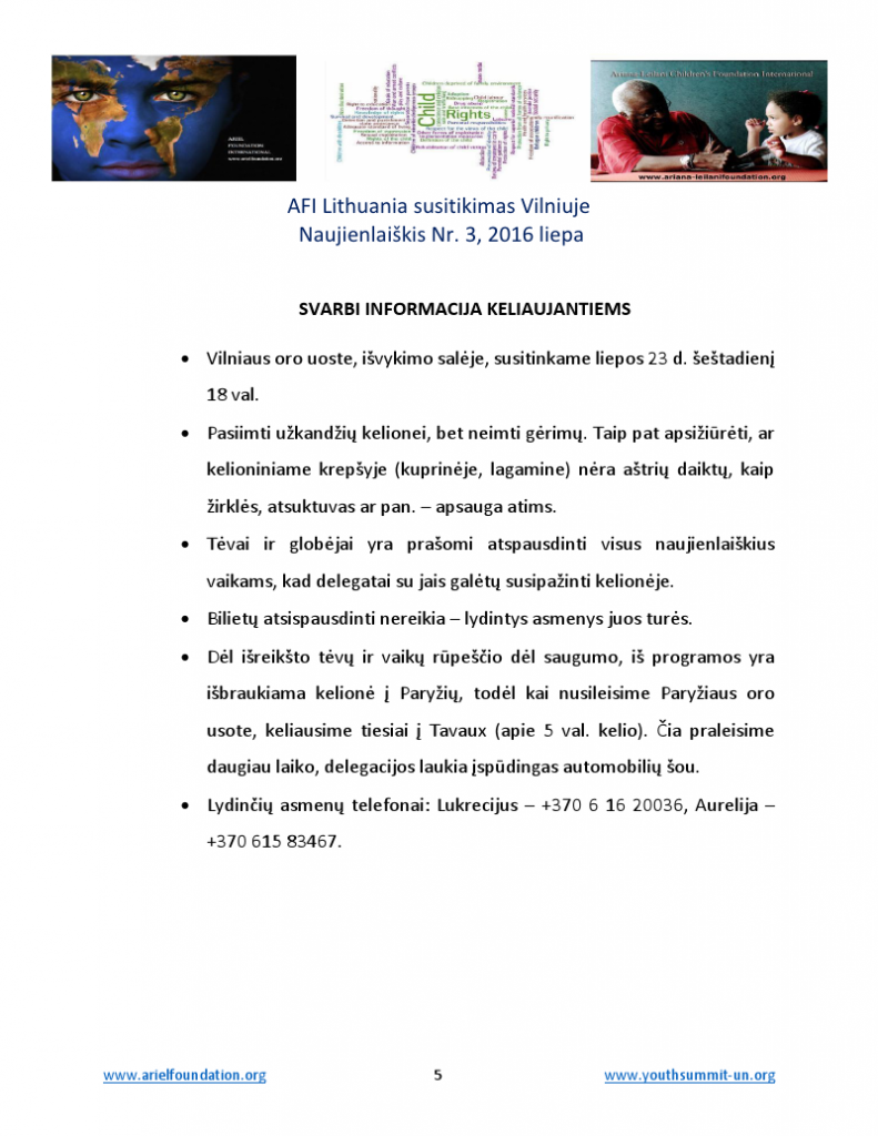 AFI Lithuania Newsletter 3 - 15 July 2016_000005